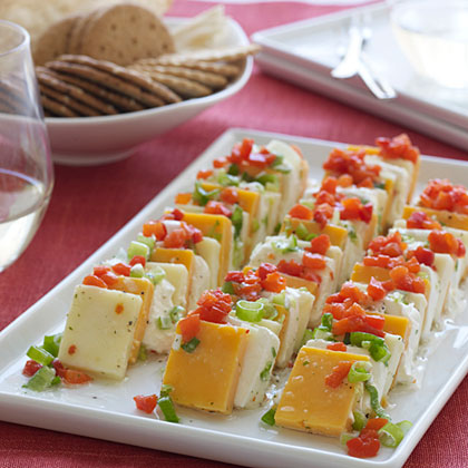 Marinated Cheese