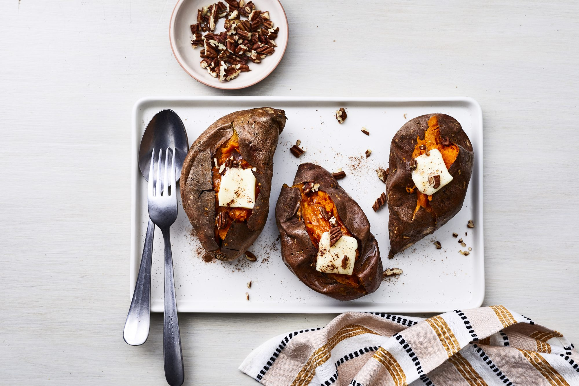 mr- baked sweet potatoes