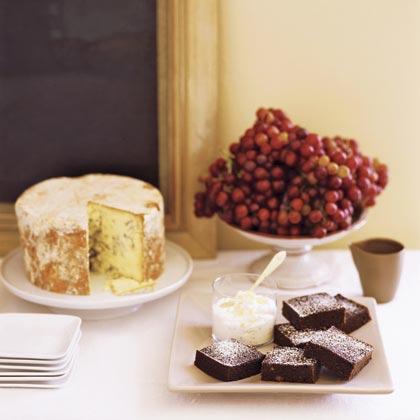 Guinness Stout Gingerbread Cake