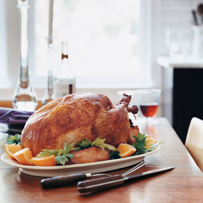 Basic Roast Turkey