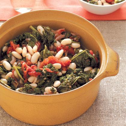 Stewy White Beans