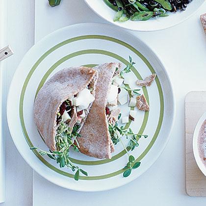 Cranberry-Apple Tuna Salad