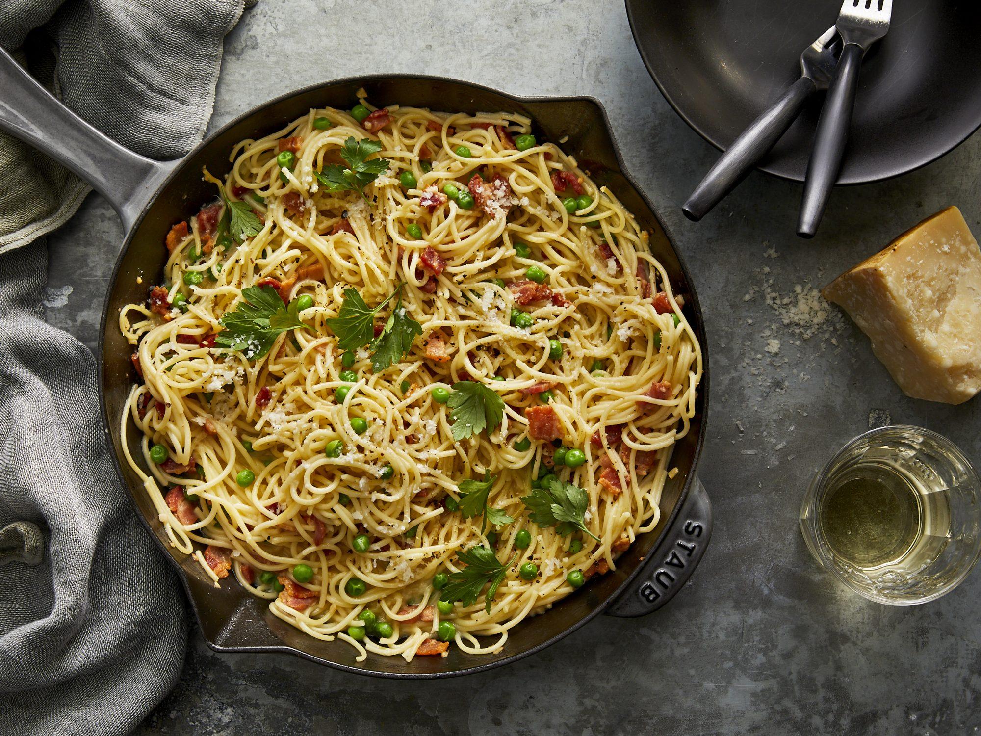 mr - Spaghetti Carbonara Reshoot