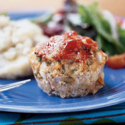 Turkey Mini Meat Loaves
