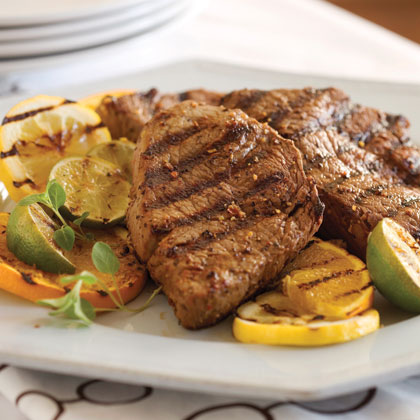 Cuban-Style Steak