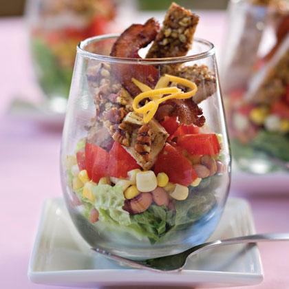 Southern-Style Cobb Salad