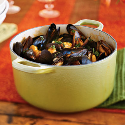 Greek-Style Clam Soup