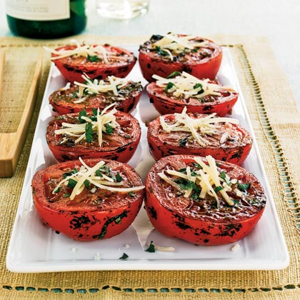 Herbed-Grilled Tomatoes