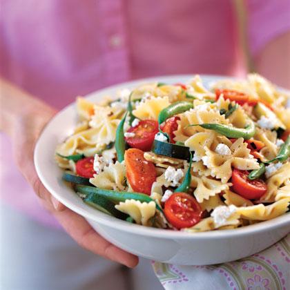 Farfalle Garden Pasta Salad