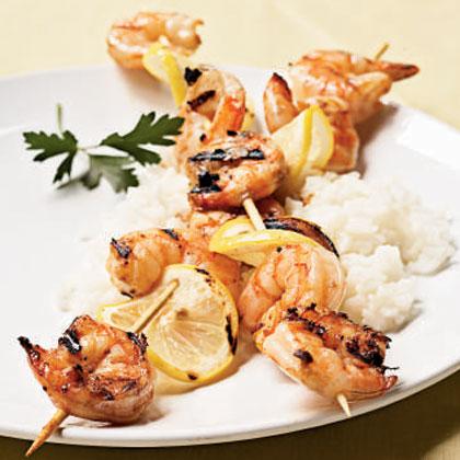 Shrimp Rémoulade Po'boys