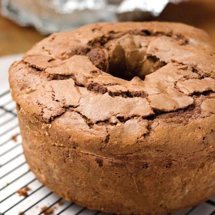 Chocolate-Ginger Pound Cake