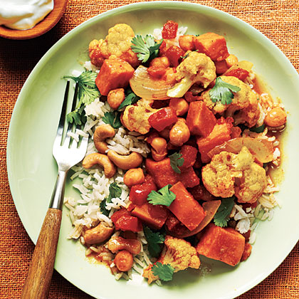 Fall Vegetable Curry