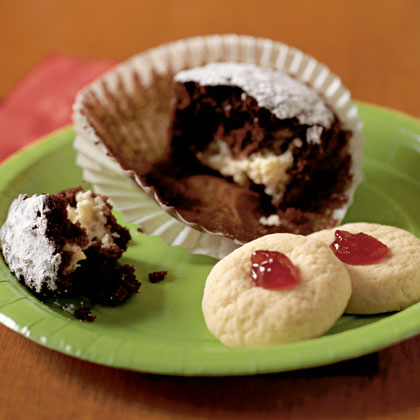 Chocolate-Cream Cheese Cupcakes