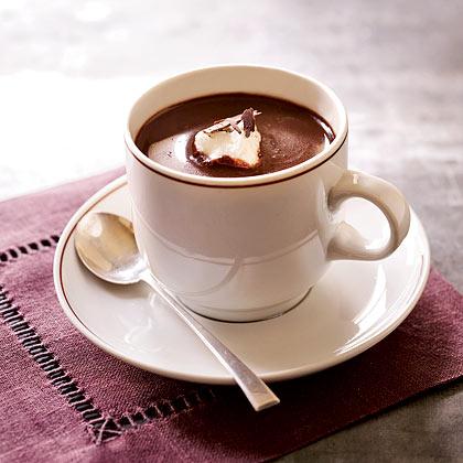 Mocha Chocolate à la Paris