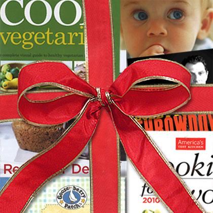 Cookbook Gift Ideas 2010