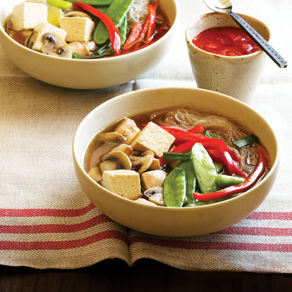 Japanese-style One-pot Supper