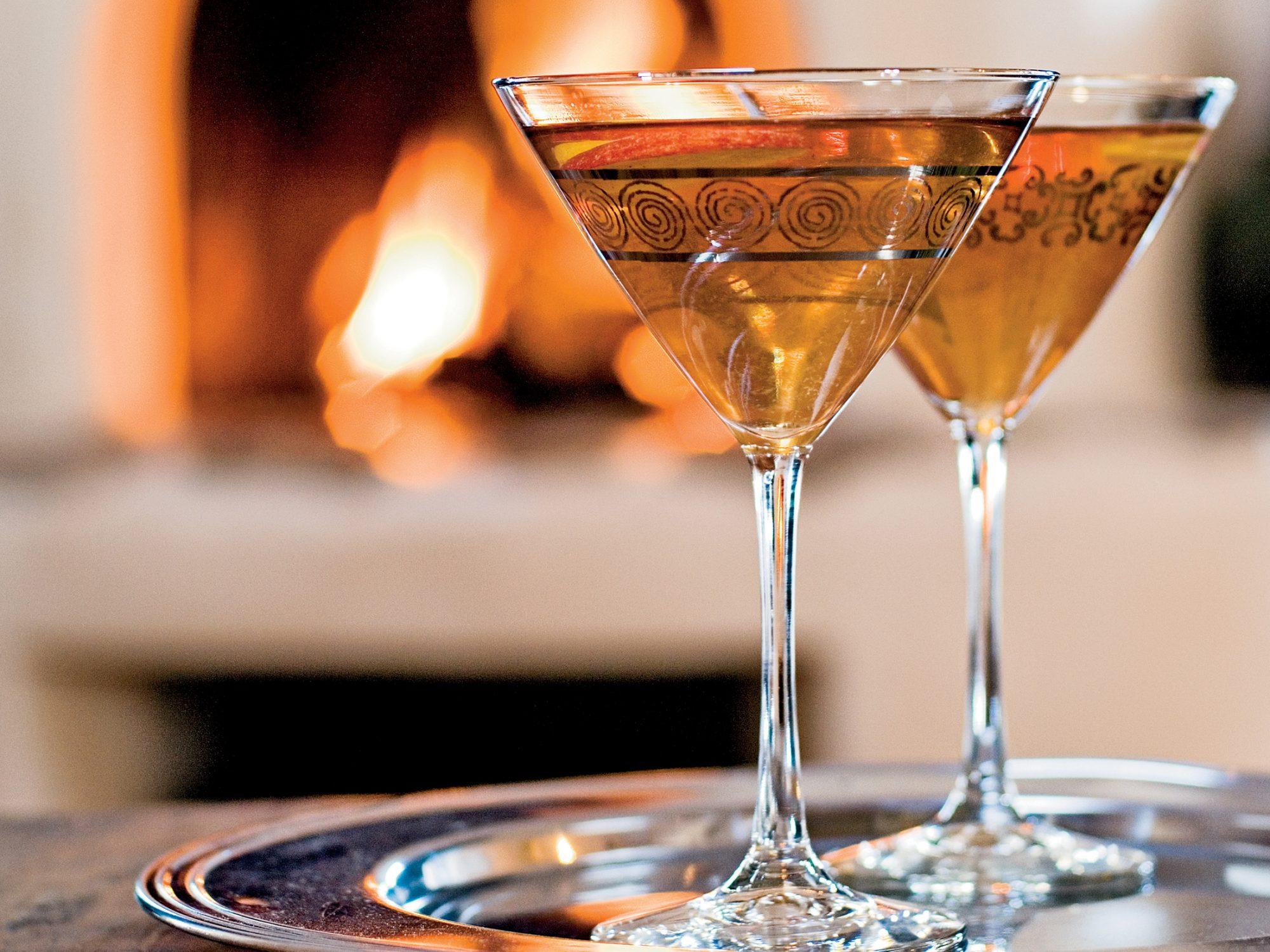 Sparkling Chimayó Cocktails