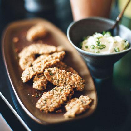 Kickin' Chicken Nuggets