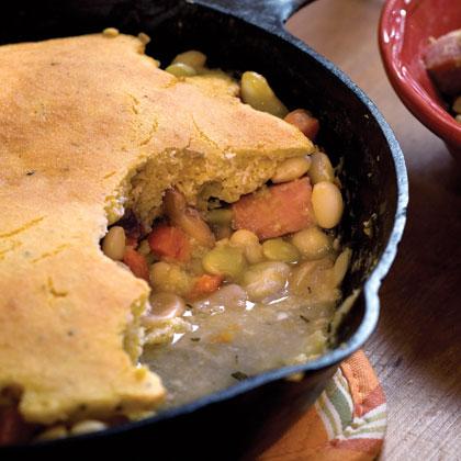 Lima Bean Cassoulet
