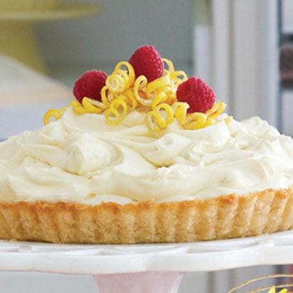 Lemon Mousse Tart