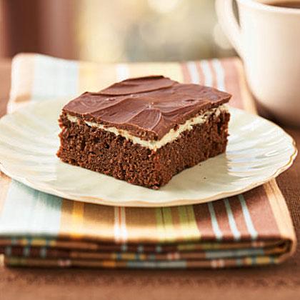Chocolate-Mint Bars