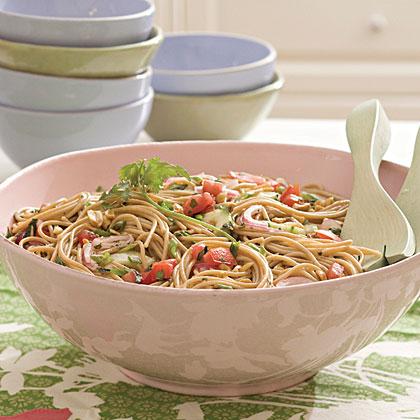Tomato-Herb Pasta