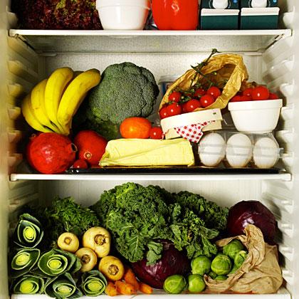 Vegetarian Fridge