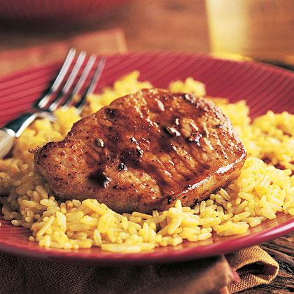 Spicy Pork au Jus