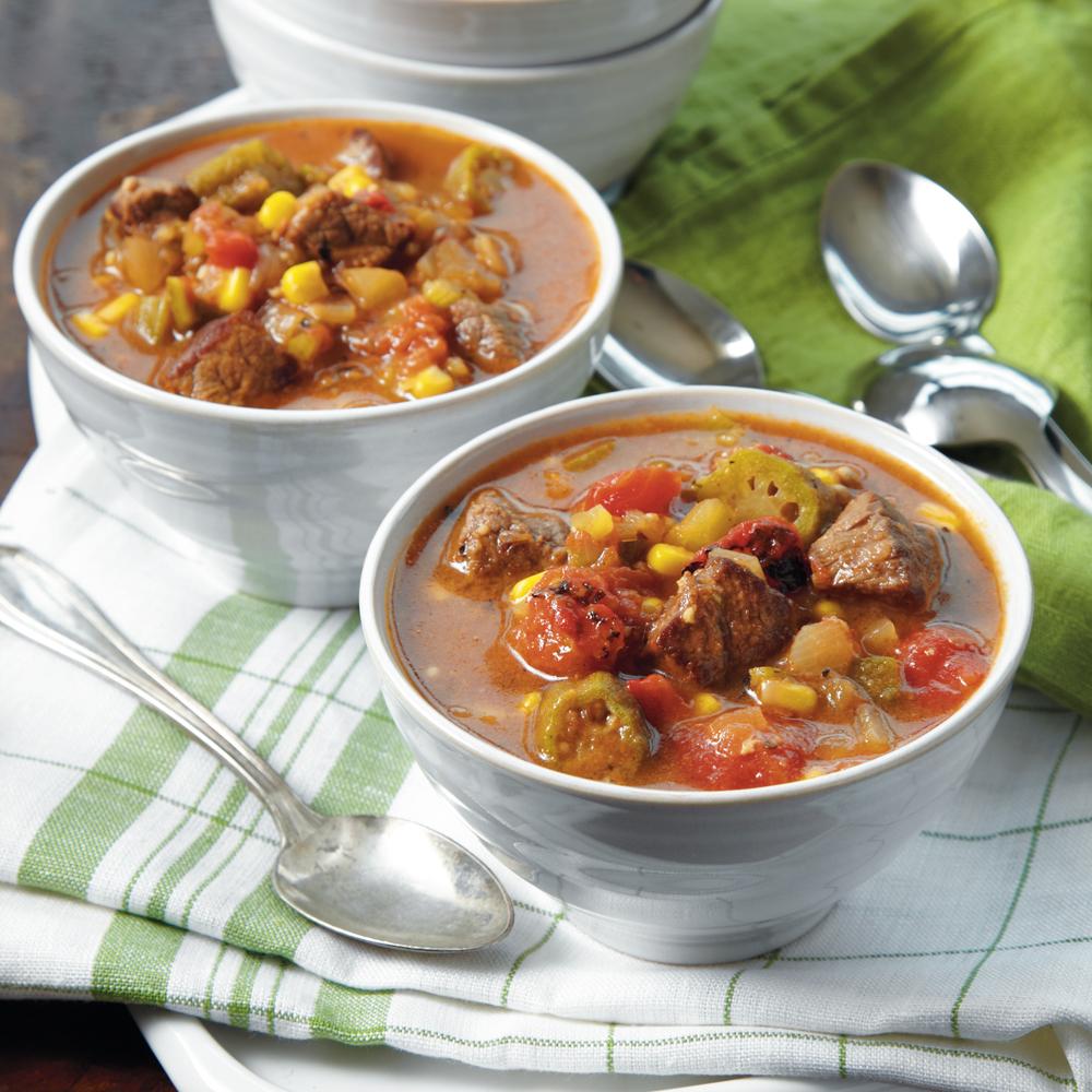 Vegetable-Beef Soup