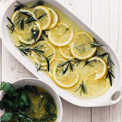 Lemon-Rosemary Marinade