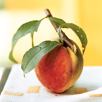 7 Ways With Fresh Peaches