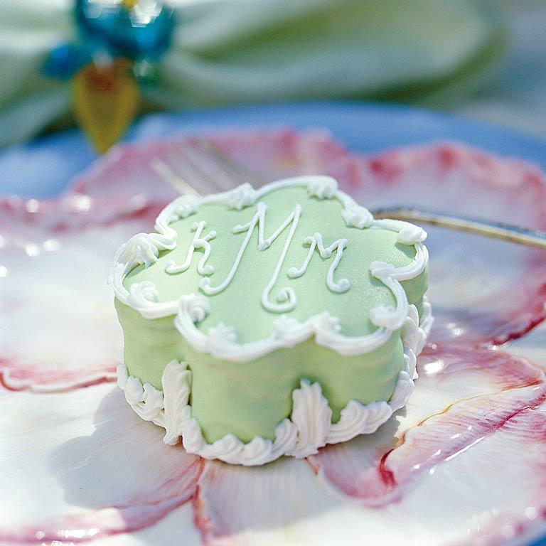 Bridesmaid Baby Cakes