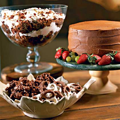 Groom's Chocolate Table: 1