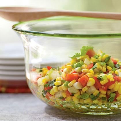 Albuquerque Corn Salad