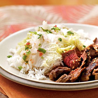 Kimchi-Style Cabbage