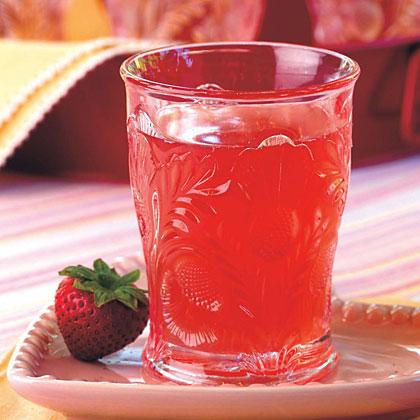 Cranberry Lemonade Punch