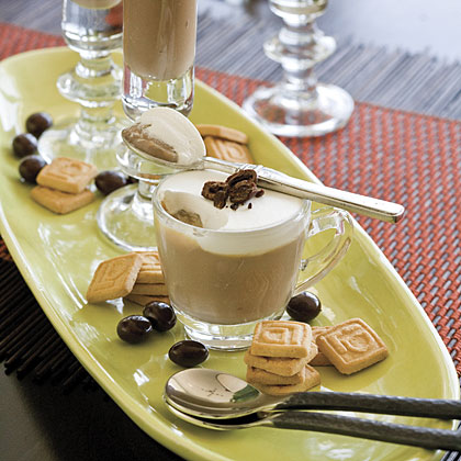 Café Con Leche Custard Cups