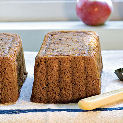 Steamed Brown Bread