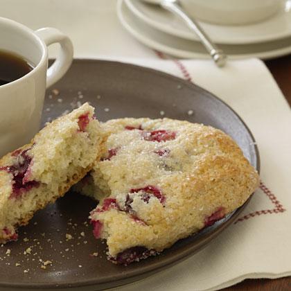 Cranberry-Buttermilk Scones
