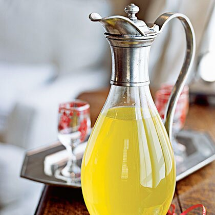 Limoncello Recipe Myrecipes