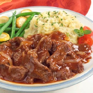 Flash-in-the-Pan Swiss Steak
