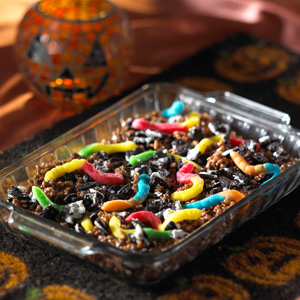 Kellogg's® Cocoa Krispies® Earth Worm Delights