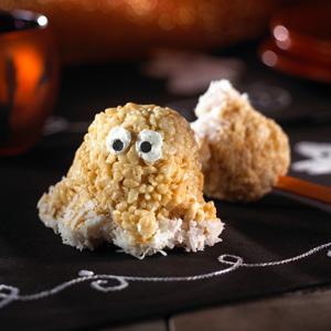 Kellogg's® Rice Krispies Treats® Ghostly Snacks