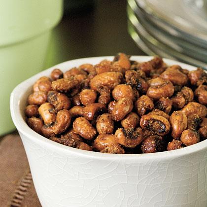 Chili-Roasted Chickpeas