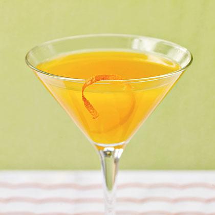 Satsuma Cocktail