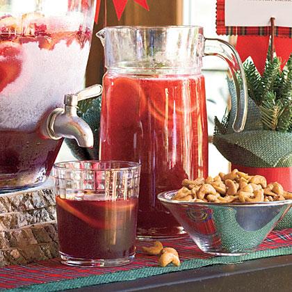 Mock Tea Sangría