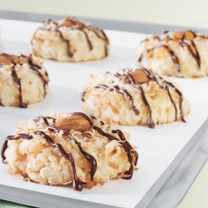 Almond Macaroon Cookies