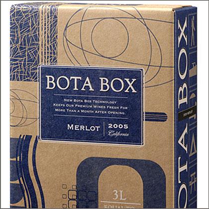 Bota Box Merlot 2006