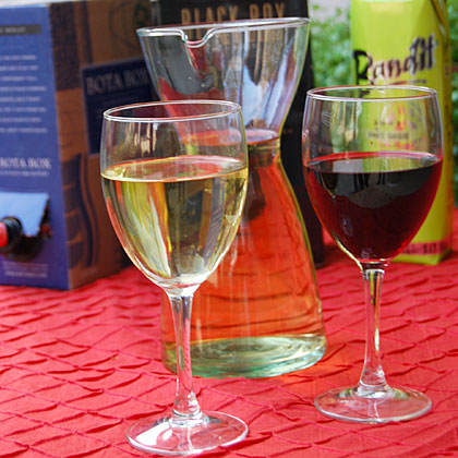 Give Box Wine a Try–We Did!