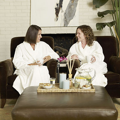 Girls' Night In: Spa Night at Home